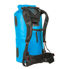 Sea to Summit Hydraulic Dry Pack with Harness 65L blue